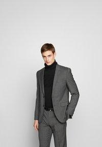 HUGO - ASTIAN HETS - Suit - charcoal - 8