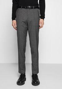 HUGO - ASTIAN HETS - Suit - charcoal - 4