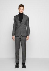 HUGO - ASTIAN HETS - Suit - charcoal - 0