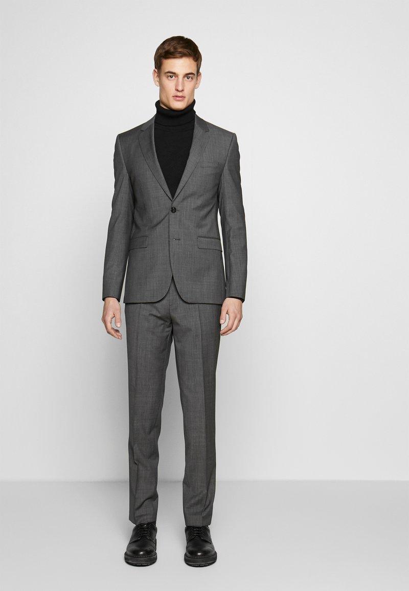 HUGO - ASTIAN HETS - Suit - charcoal