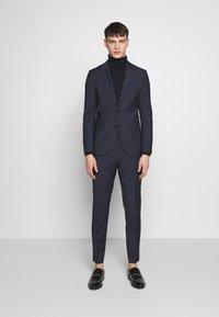 HUGO - ASTIAN HETS - Suit - dark blue - 4