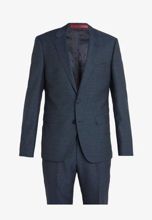 JEFFERY SIMMONS - Anzug - turquoise/aqua