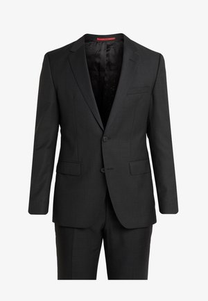 JEFFERY SIMMONS - Suit - charcoal