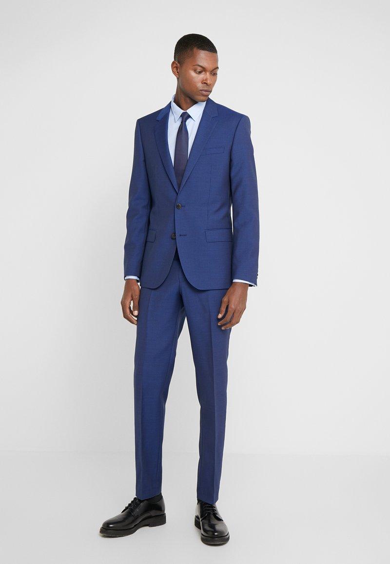 HUGO - HENRY GRIFFIN - Oblek - medium blue