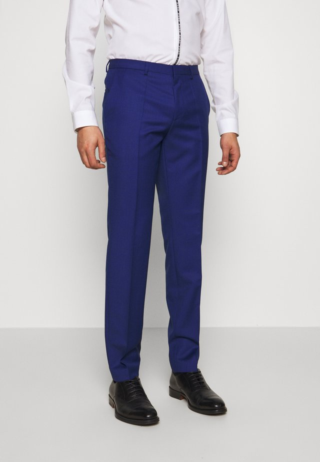 HESTEN - Kostymbyxor - bright blue