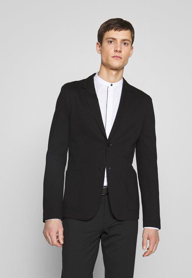 AGALTU - Blazer jacket - black