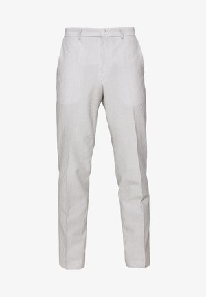 HELO - Pantalon de costume - open grey