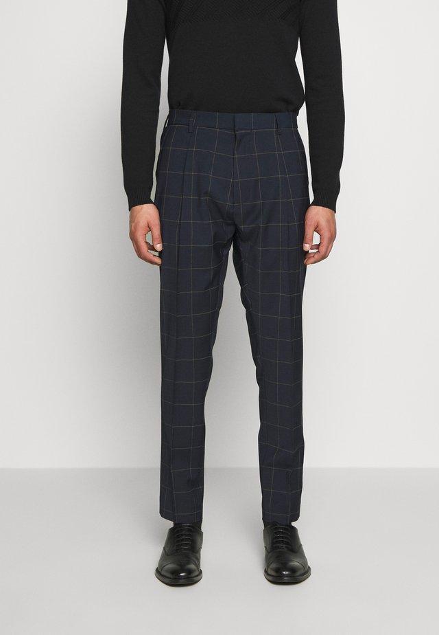 Kostymbyxor - dark blue