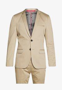 HUGO - ADD ON ASTIAN/HETS - Kostym - medium beige - 8
