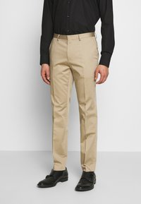 HUGO - ADD ON ASTIAN/HETS - Kostym - medium beige - 4