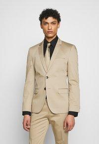 HUGO - ADD ON ASTIAN/HETS - Kostym - medium beige - 2