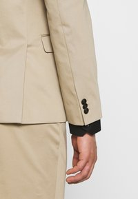 HUGO - ADD ON ASTIAN/HETS - Kostym - medium beige - 6