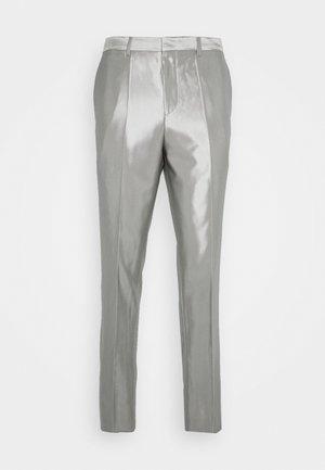 Pantaloni eleganti - silver