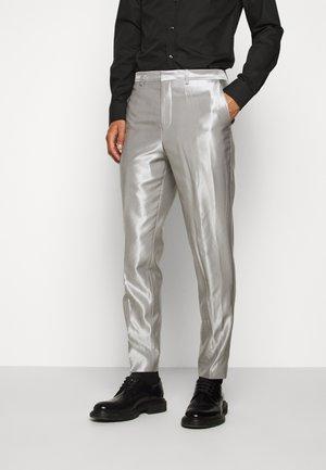 GERMAN - Pantalón de traje - natural