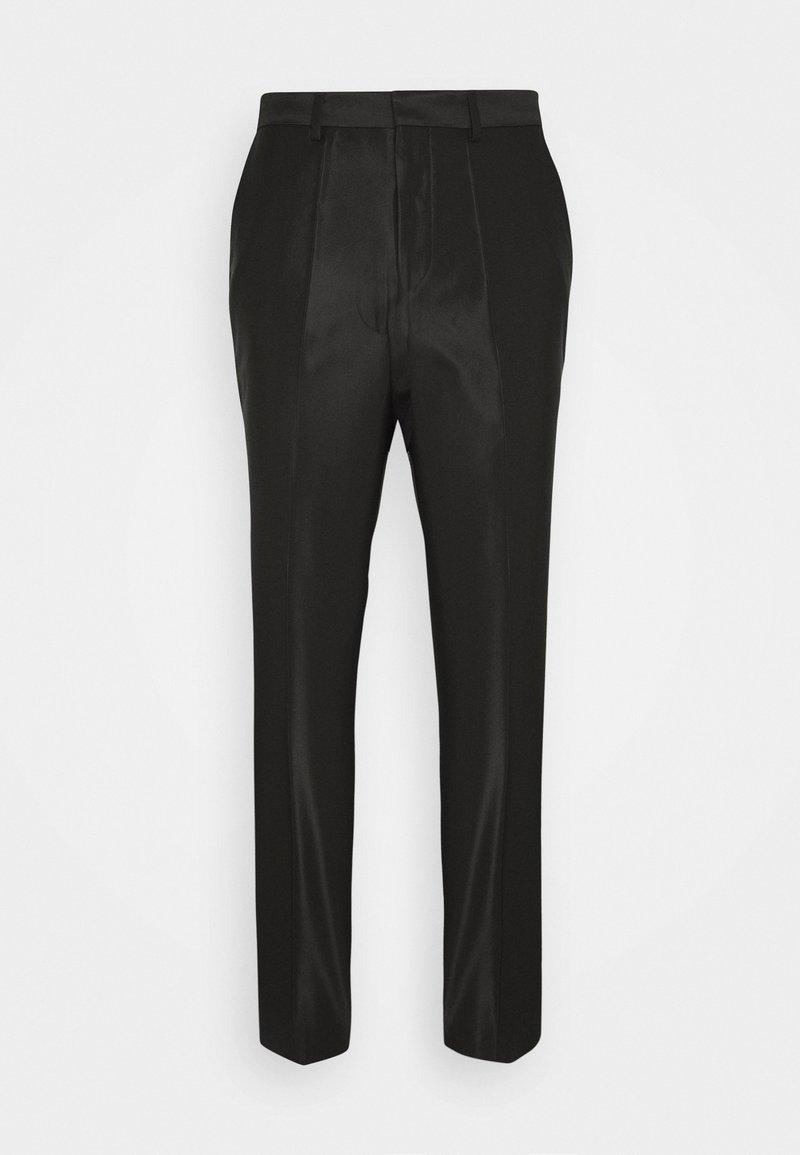 HUGO - Pantaloni eleganti - black