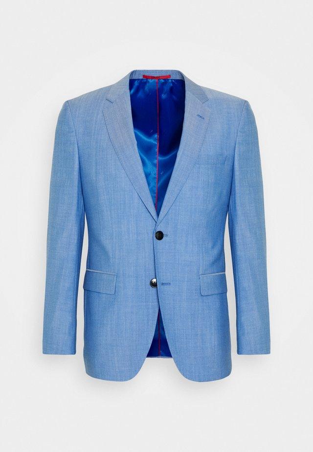 JEFFERY - Suit jacket - light/pastel blue