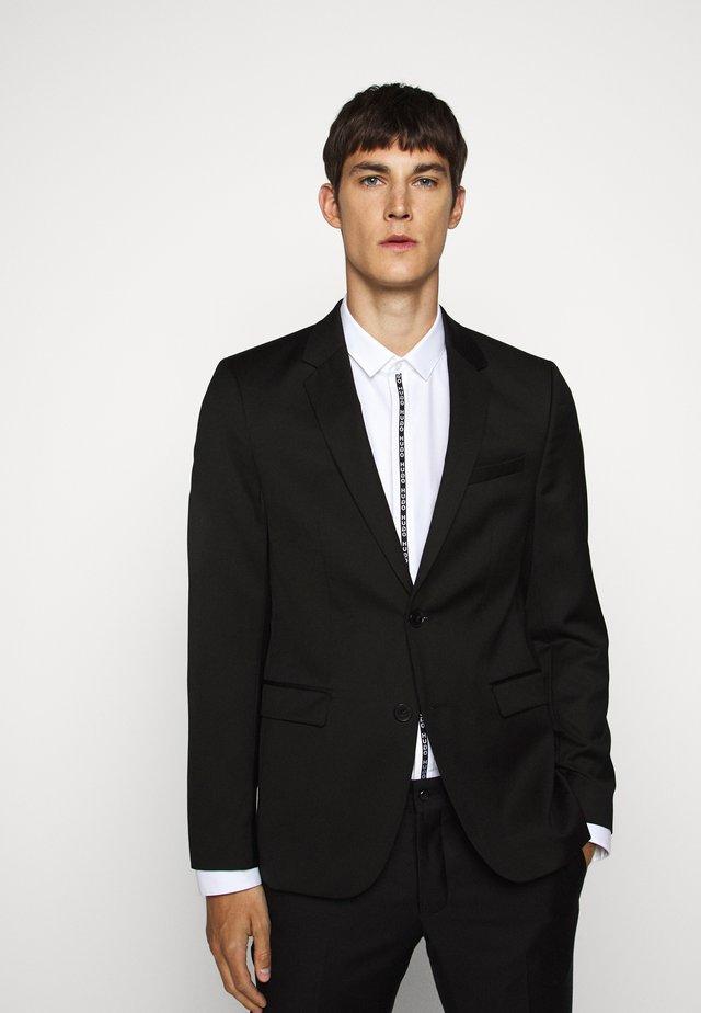 ALDONS - Chaqueta de traje - black