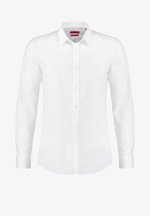 ELISHA EXTRA SLIM FIT - Businesshemd - open white