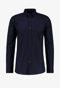 HUGO - ELISHA EXTRA SLIM FIT - Koszula biznesowa - open blue - 4