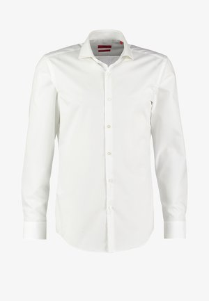 JASON SLIM FIT - Camicia elegante - open white