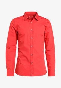 HUGO - ELISHA EXTRA SLIM FIT - Camisa elegante - red - 4