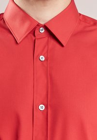 HUGO - ELISHA EXTRA SLIM FIT - Camisa elegante - red - 3