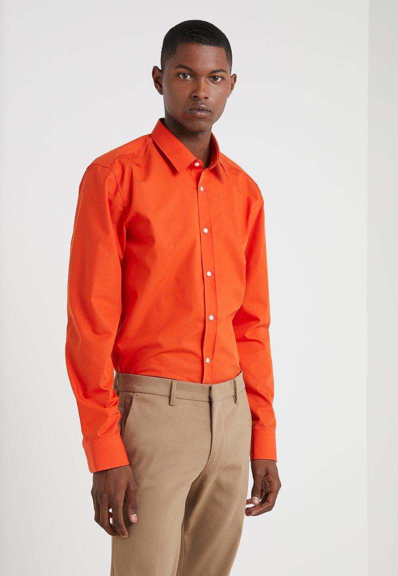 HUGO - ELISHA EXTRA SLIM FIT - Businesshemd - dark orange