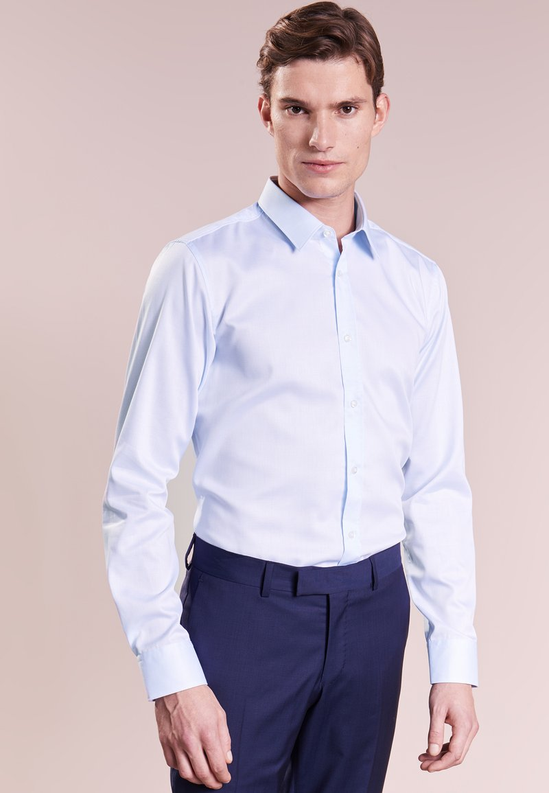 HUGO - ELISHA SLIM FIT - Businesshemd - light blue