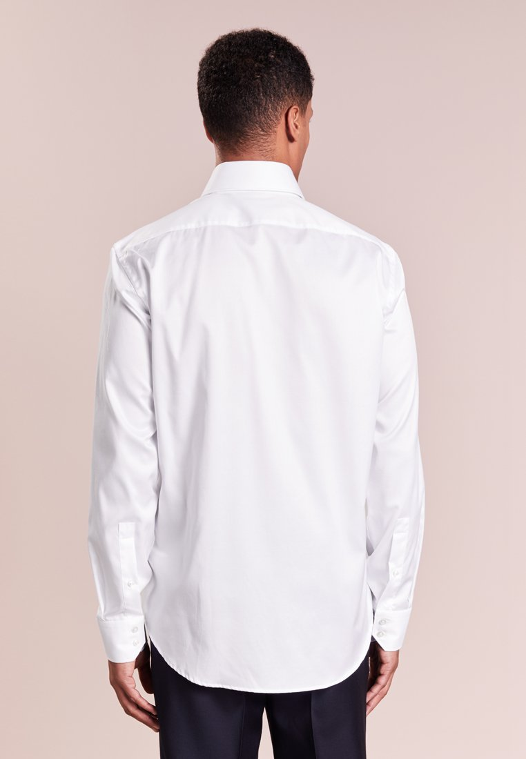 White Regular Classique Verald Hugo FitChemise 5LRjq34A