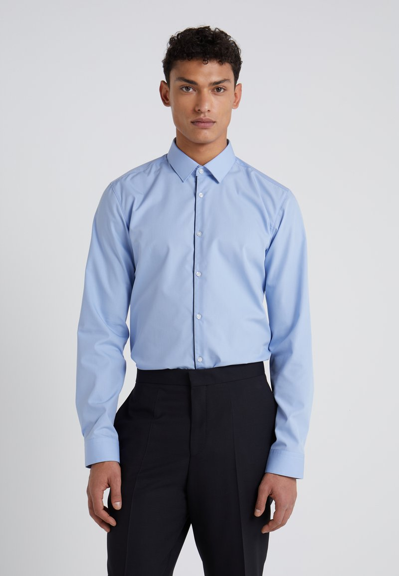 HUGO - ESMO EXTRA SLIM FIT - Formal shirt - pastel blue