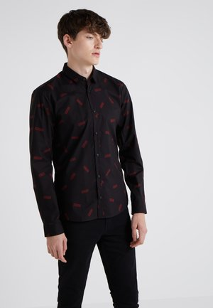 ERO EXTRA SLIM FIT - Camicia - black
