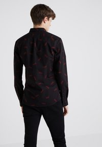 HUGO - ERO EXTRA SLIM FIT - Shirt - black - 2