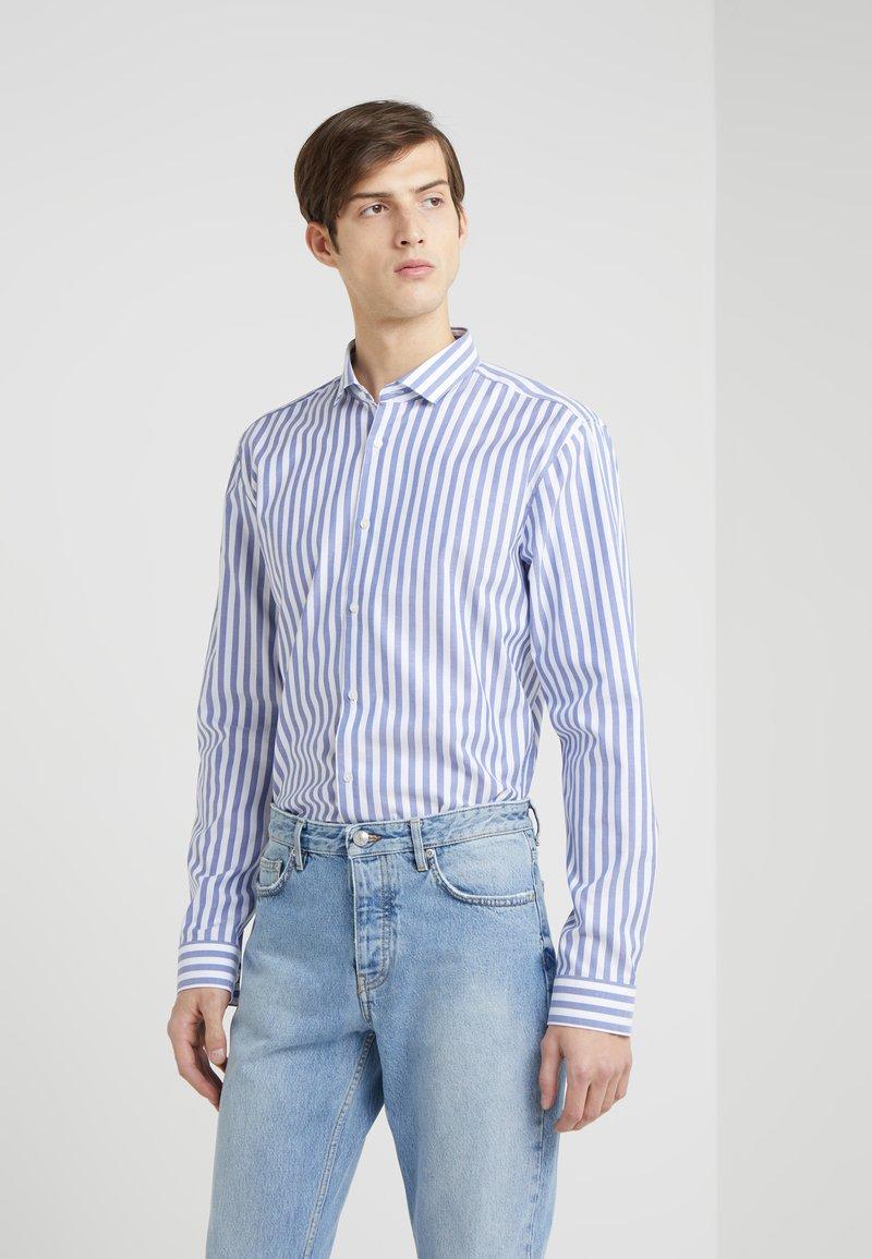HUGO - ERONDO - Shirt - medium blue