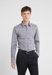 HUGO - ELISHA EXTRA SLIM FIT - Businesshemd - open grey - 0