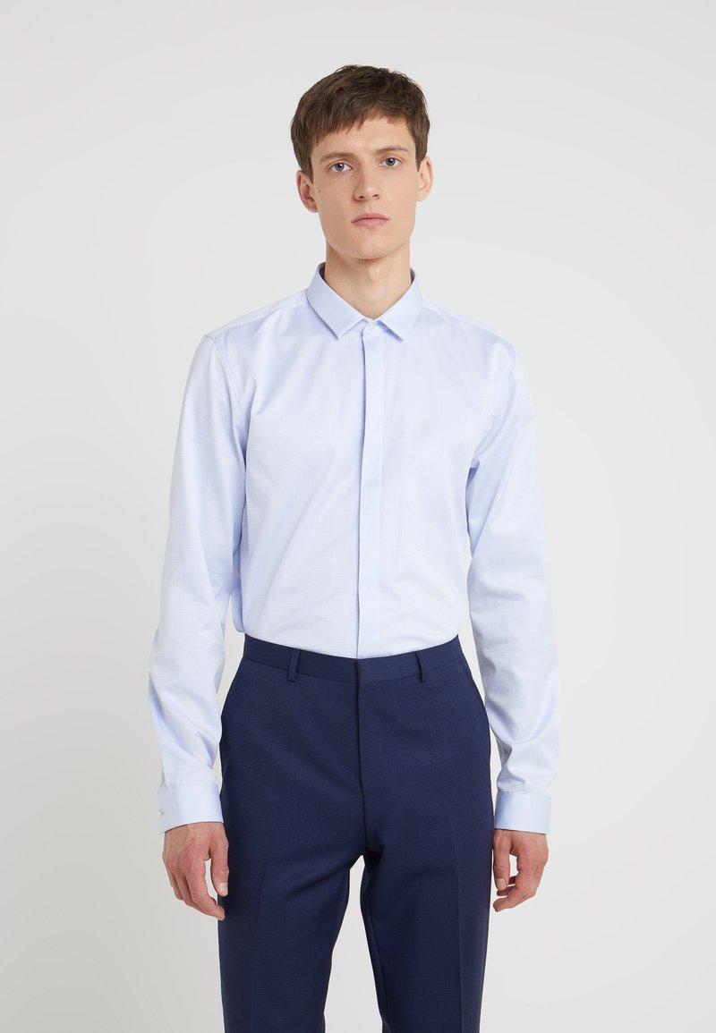 HUGO - ETRAN - Zakelijk overhemd - light pastel blue