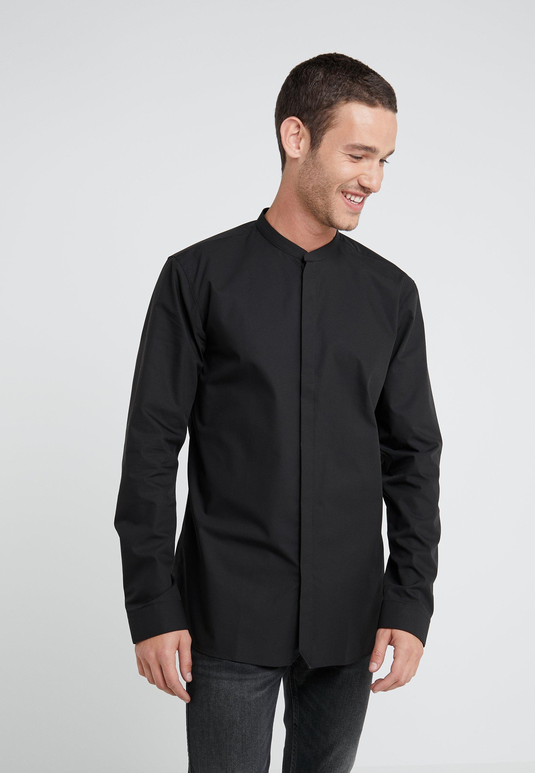 HUGO ENRIQUE EXTRA SLIM FIT - Koszula biznesowa - black