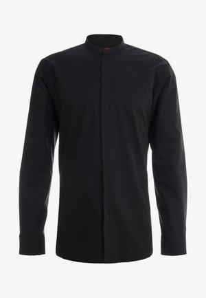 ENRIQUE EXTRA SLIM FIT - Finskjorte - black