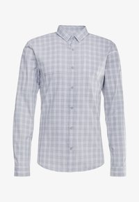 HUGO - ERO EXTRA SLIM FIT - Shirt - open grey - 3
