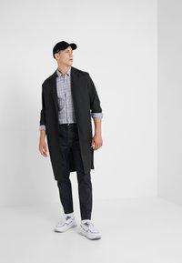HUGO - ERO EXTRA SLIM FIT - Shirt - open grey - 1