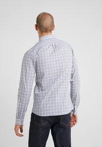 HUGO - ERO EXTRA SLIM FIT - Shirt - open grey - 2