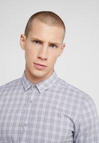 HUGO - ERO EXTRA SLIM FIT - Shirt - open grey - 4