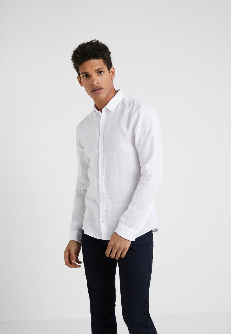 HUGO - ERO EXTRA SLIM FIT - Hemd - open white