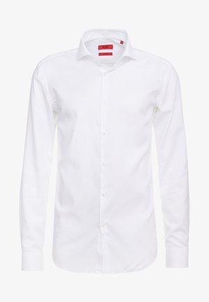 KASON - Kostymskjorta - open white