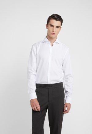 KASON - Formal shirt - open white