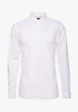 EJINAR EXTRA SLIM FIT - Camicia elegante - white