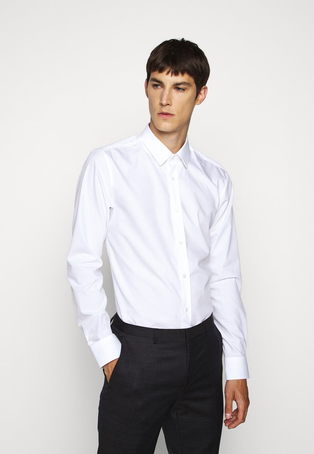 ELISHA - Koszula biznesowa - open white