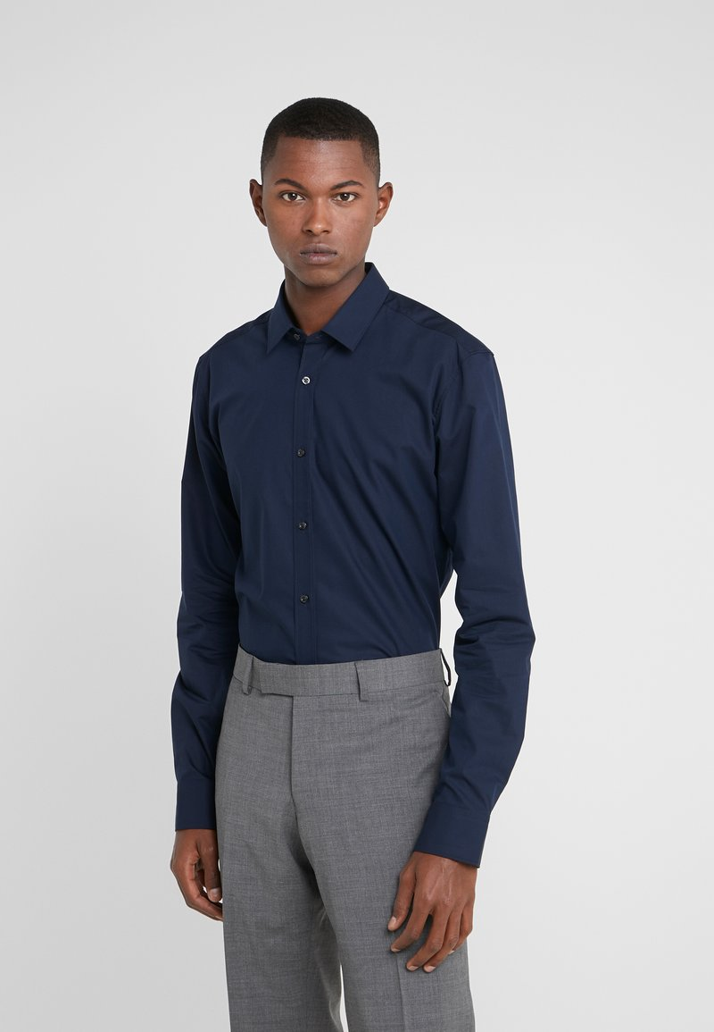 HUGO - ELISHA - Formal shirt - navy