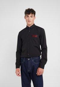 HUGO - Shirt - black - 0