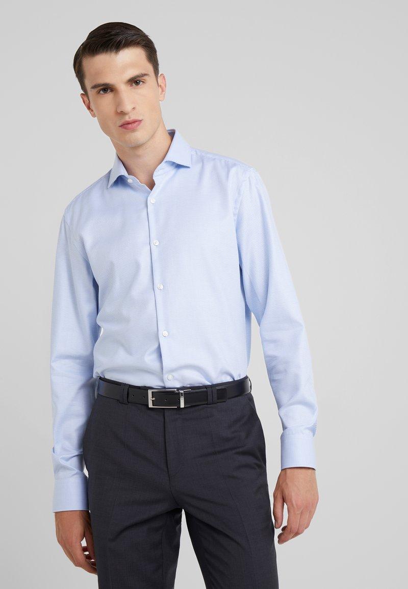 HUGO - KASON SLIM FIT - Koszula biznesowa - light pastel blue