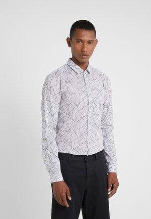 Skjorte - white/black